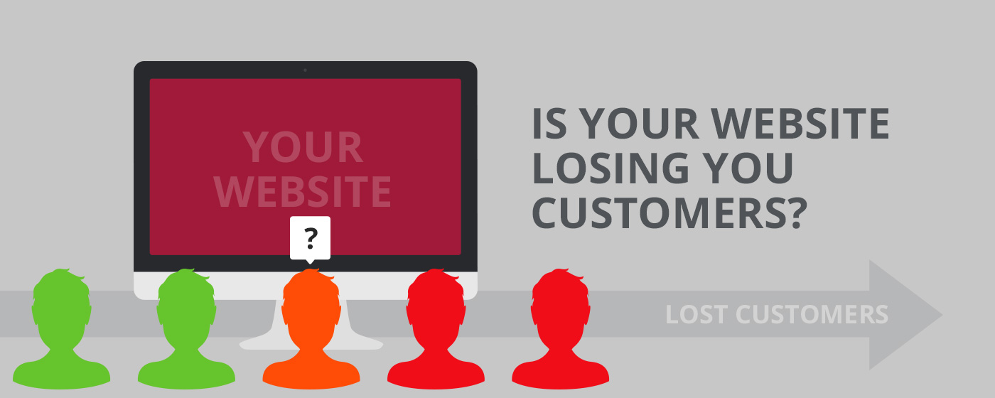 Is your website losing you customers?