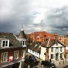 A Hertford weather report from our second floor offices. #hertford #hertfordshire #weather #webdesign