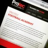 Really looking forward to getting this #responsive #website live for our youth football development customer #protec