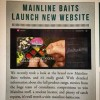 The new Mainline Baits website we developed is ...