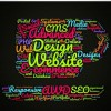 Word cloud (cup) websitedesign hertford hert...