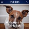 Wrights Estate Agents new website. estateag...