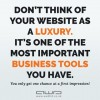 Your website is arguably one of your most impor...