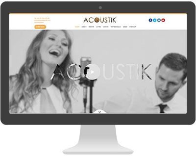 Screenshot of Acoustik