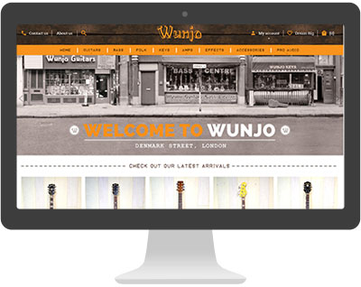 Screenshot of Wunjo