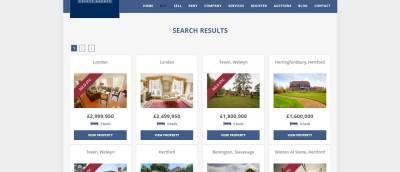 property search  screenshot