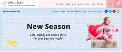 Little Chickie Home Page