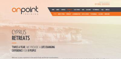 On-point Retreats Pages