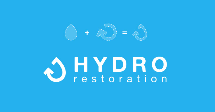 Hydro Restoration - Brand Development
